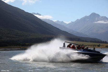 jet boat 360