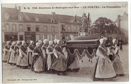 62 - LE PORTEL - Benediction de la mer