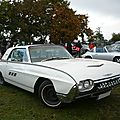 FORD Thunderbird 2door hardtop coupé 1963 Mannheim (1)