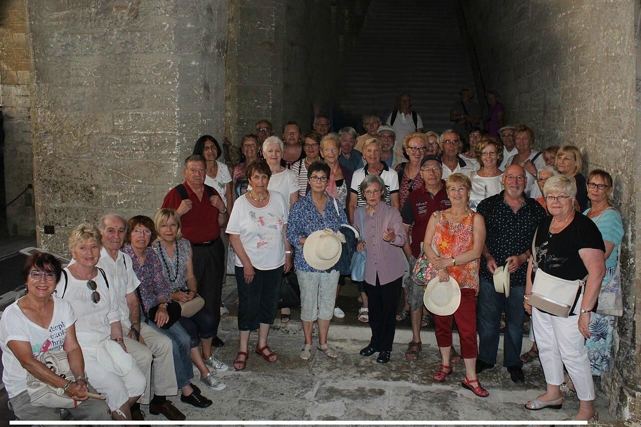 Sortie à Avignon