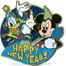 happy new year 2019 disney