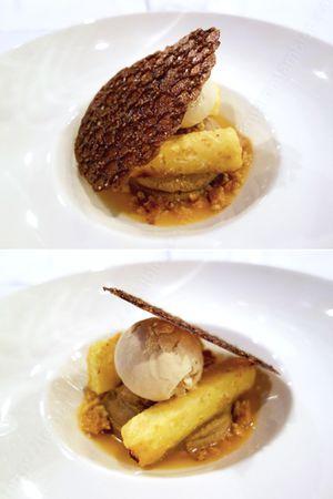 restaurant Sous le charme Saint Andre Lez Lille dessert 001 LE MIAM MIAM BLOG