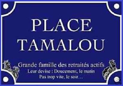 Place Tamalou