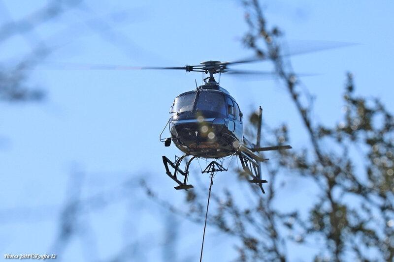 Photos JMP©Koufra 12 - La Couvertoirade - Hélicoptère - 26022019 - 1229