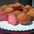 Muffins girly aux pralines 128