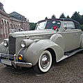 Packard one-twenty 2door convertible 1940