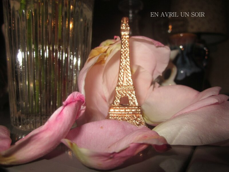 PAIX PARIS ROSE