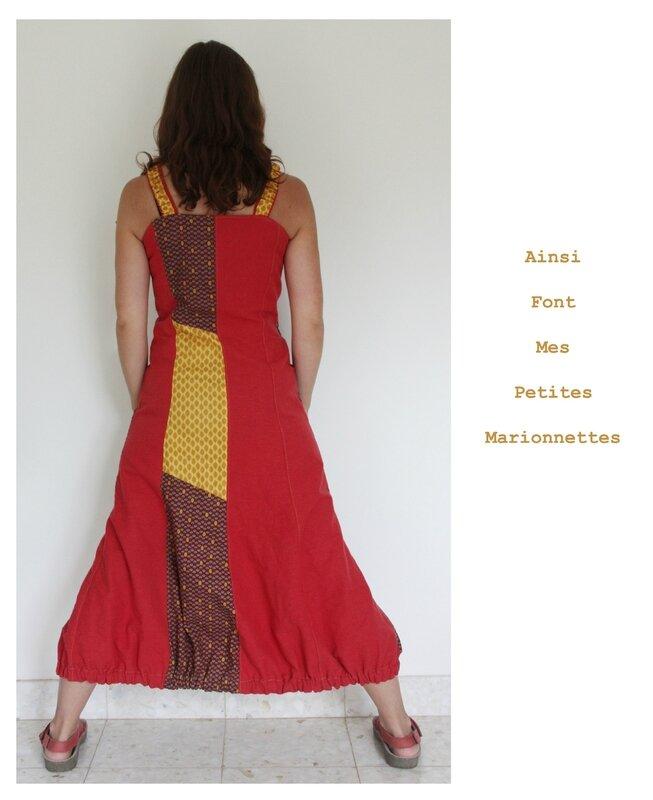 robe boule lulu 6