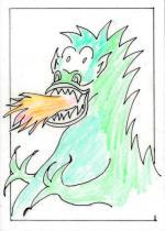 Images pour conte MAB 36 dragon