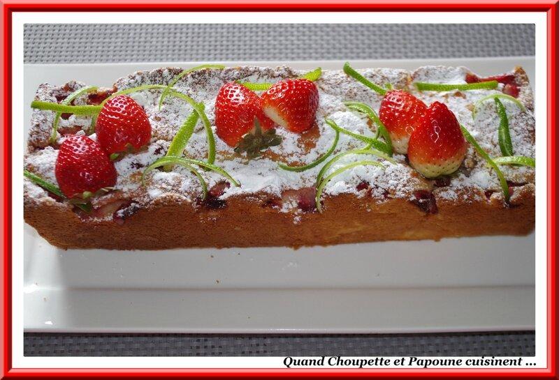cake moelleux au mascarpone fraises et citron vert-3180