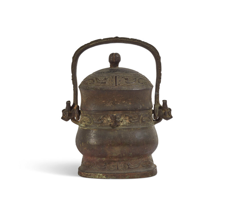 2019_CKS_17735_0011_000(a_chinese_bronze_ritual_wine_vessel_and_cover_you_western_zhou_dynasty)