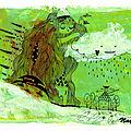 Paysage-vert