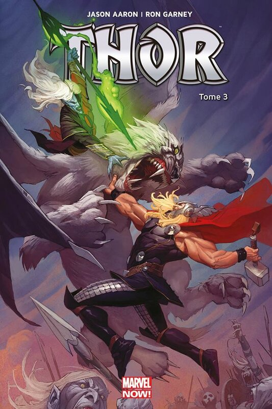 marvel now thor 03 le maudit