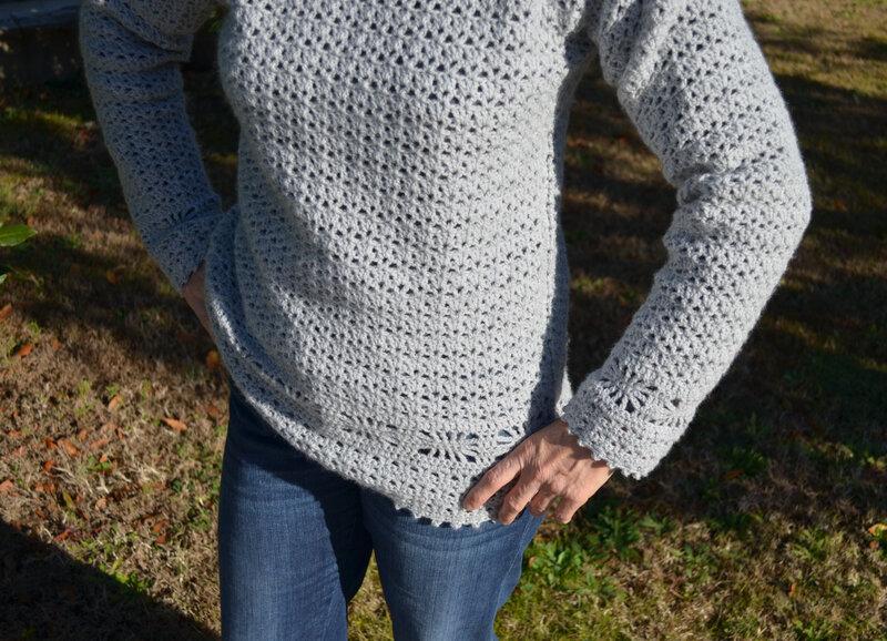 Pull crochet-laine-La chouette bricole (20)