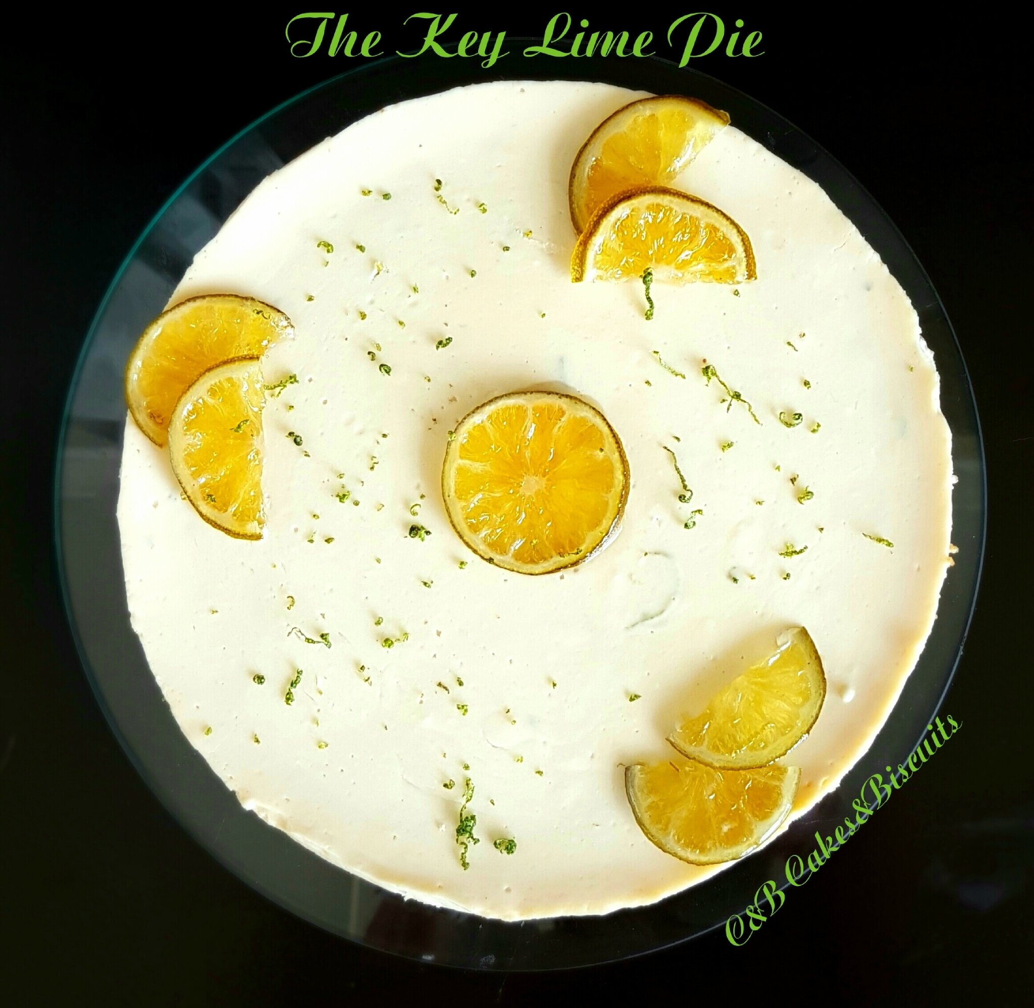The Key Lime Pie
