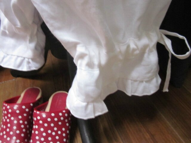 Panty Bénédicte en lin blanc (2)