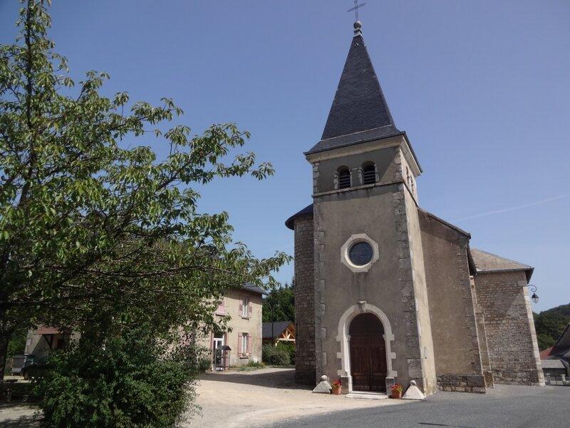 N l'église de Prémillieu (2)