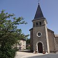 L'église de prémillieu