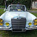 Mercedes 280 se w108 (1967-1972)