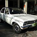 Opel ascona a 1.6s automatic berline 4 portes 1970-1975