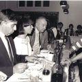 P. Grant, J. Jabot, Guy Morand, Jeannot Besse, M. Imbert