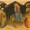 Lorenzo MONACO - Fuite en Egypte - 1405/10 - ALTENBURG