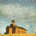 The whistling season - ivan doig (2006)