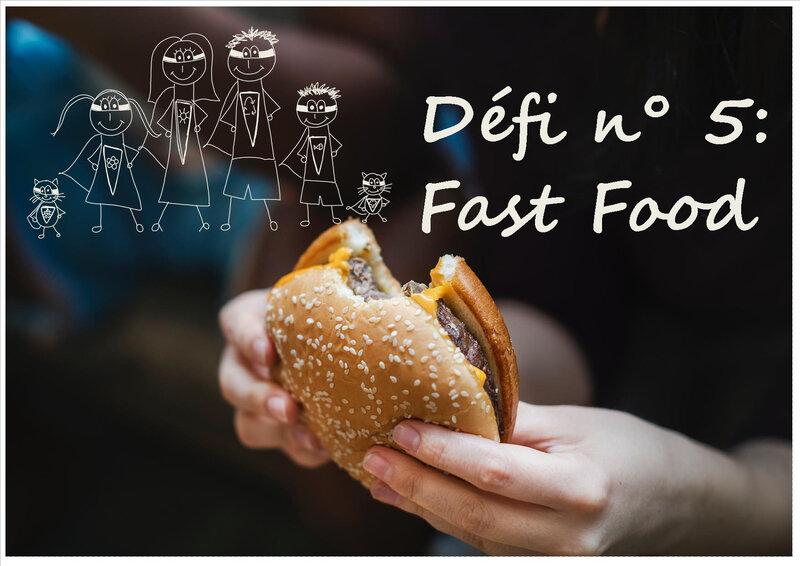 defi 5 fast food