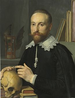 Thomas de Keyser, Amsterdam? 1596/97-1667 Amsterdam, Portrait of