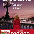 Un soir à paris - nicolas barreau