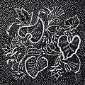 Linogravures : Arbres, nature et motifs floraux