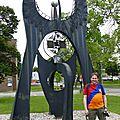 Sculpture 13 Montréal (pavillon Allemagne)