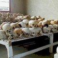 Rwanda genocide Murambi