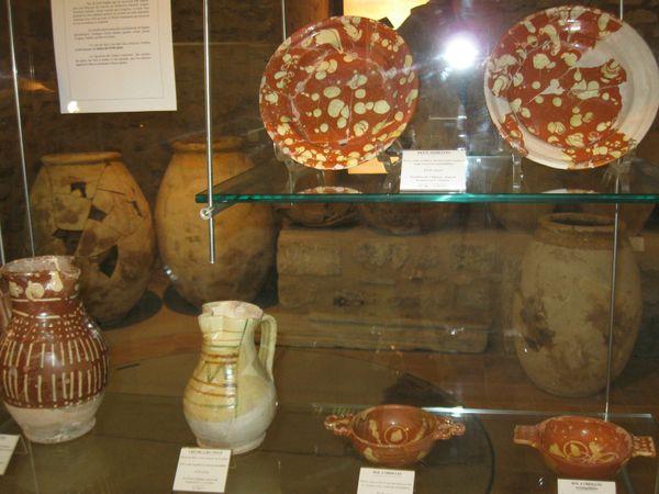 La poterie décorée au Barrolet 2