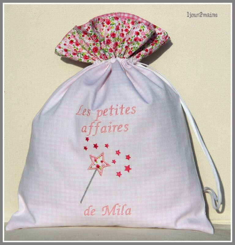 sac affaires Mila