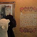 Moulins, Centre national du costume de scène, contes de fées, 4) Peau d'âne