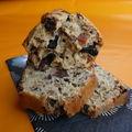 Cake banane- cajou- peanut butter & stracciacella