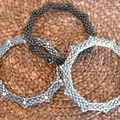 bracelet peyotte stitch