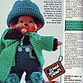 Tricote des habits pour kiki