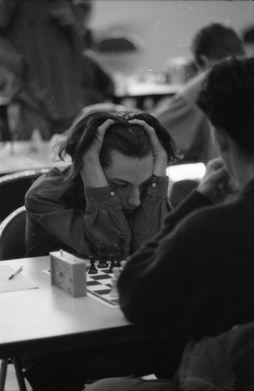 N 93 15 03 4e tournoi d'échecs open de Guichen