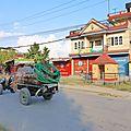 248e jour : visite de la ville de pokhara