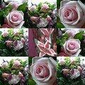 Des fleurs pour notre maman