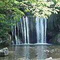 La cascade blanche depuis pont-en-royans 38180 –vercors