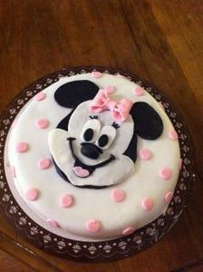 minnie gateau