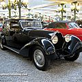 Bugatti type 46 S berline de 1934 (Cité de l'Automobile Collection Schlumpf à Mulhouse) 01