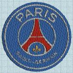 logo psg machine