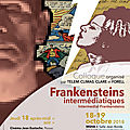 Frankenstein for ever : colloque cerli à bordeaux