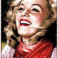 Marilyn colorisations 2017/6