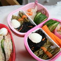 Tea for two o' bento