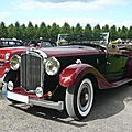 BENTLEY Derby roadster Schwetzingen (1)